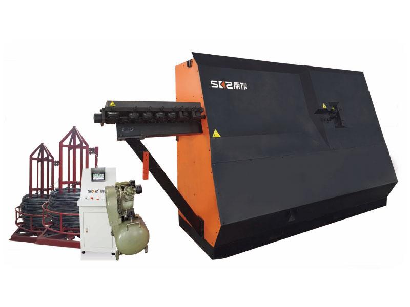 automatic stirrup bender machine (KZ16AX)