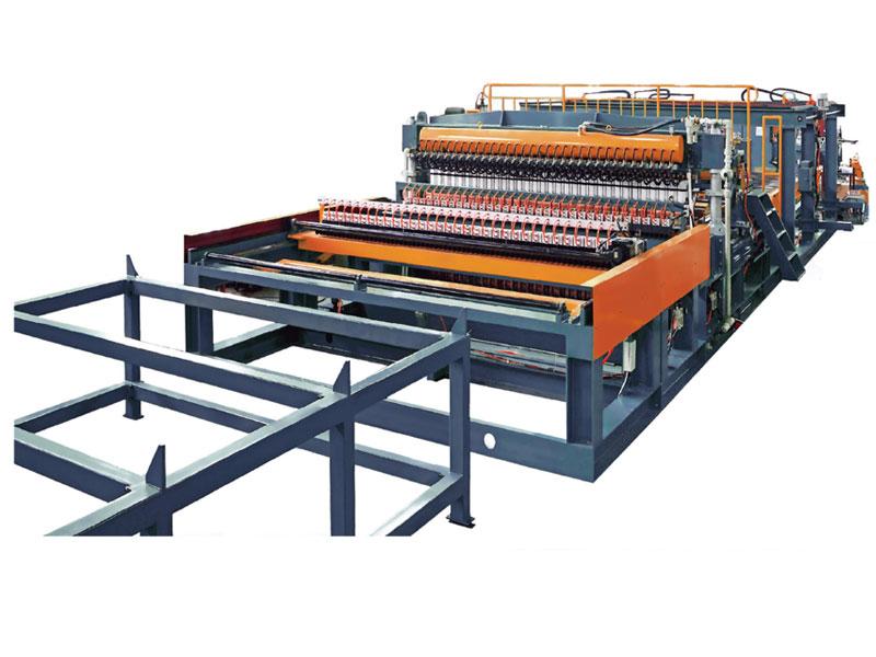 High Precision Mesh Welding Machine